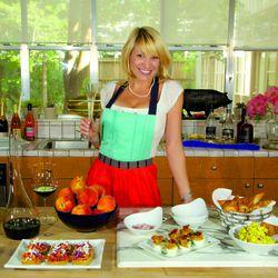 Cookbook author Erin Hicks
