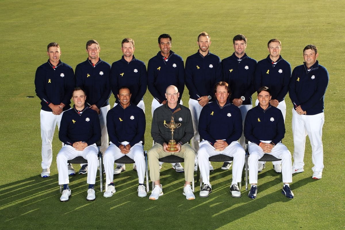 2018 Ryder Cup - USA Team Photocall