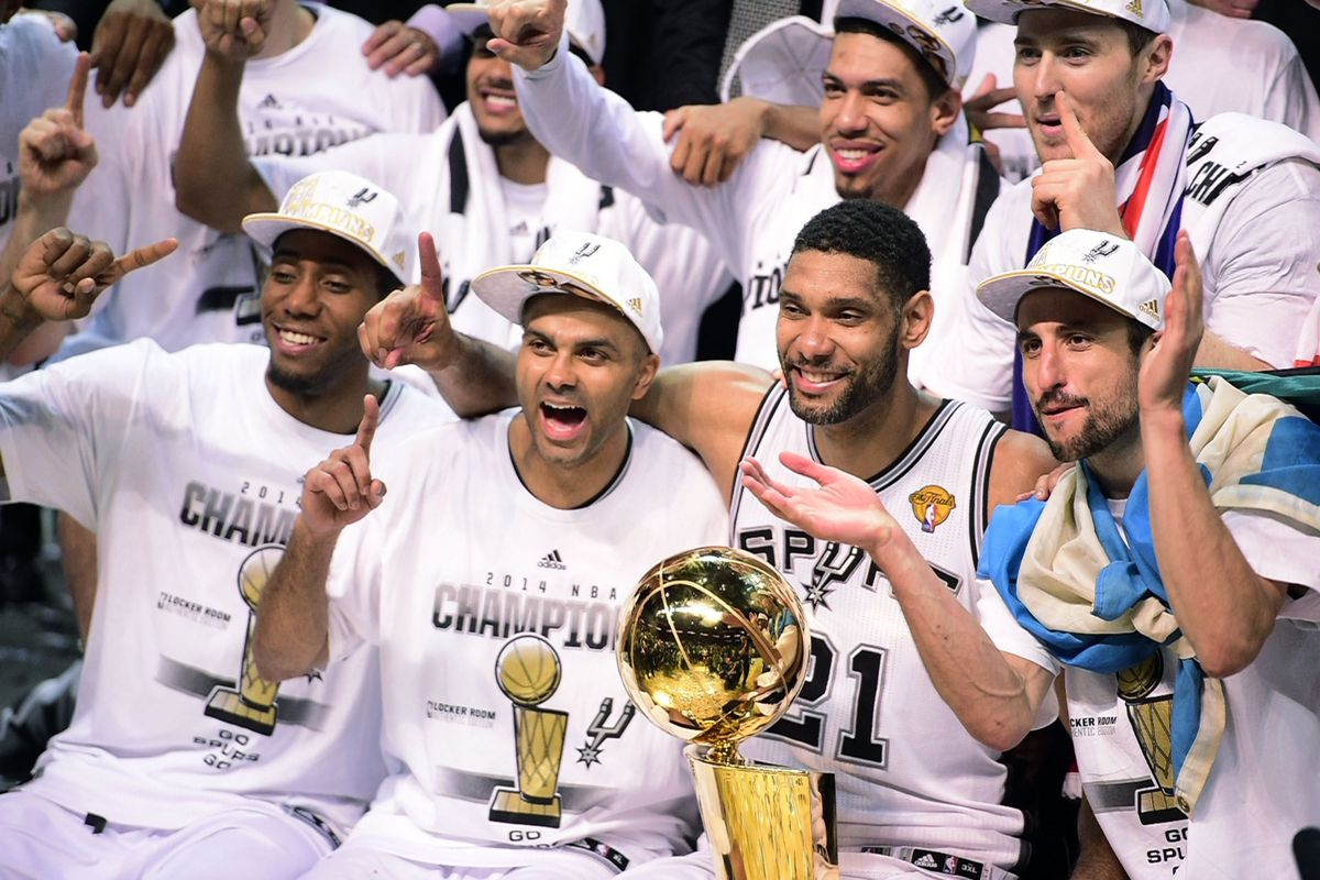 965f1906e39 San Antonio Spurs 2014-15 Preview - Can the Spurs Finally Repeat ...