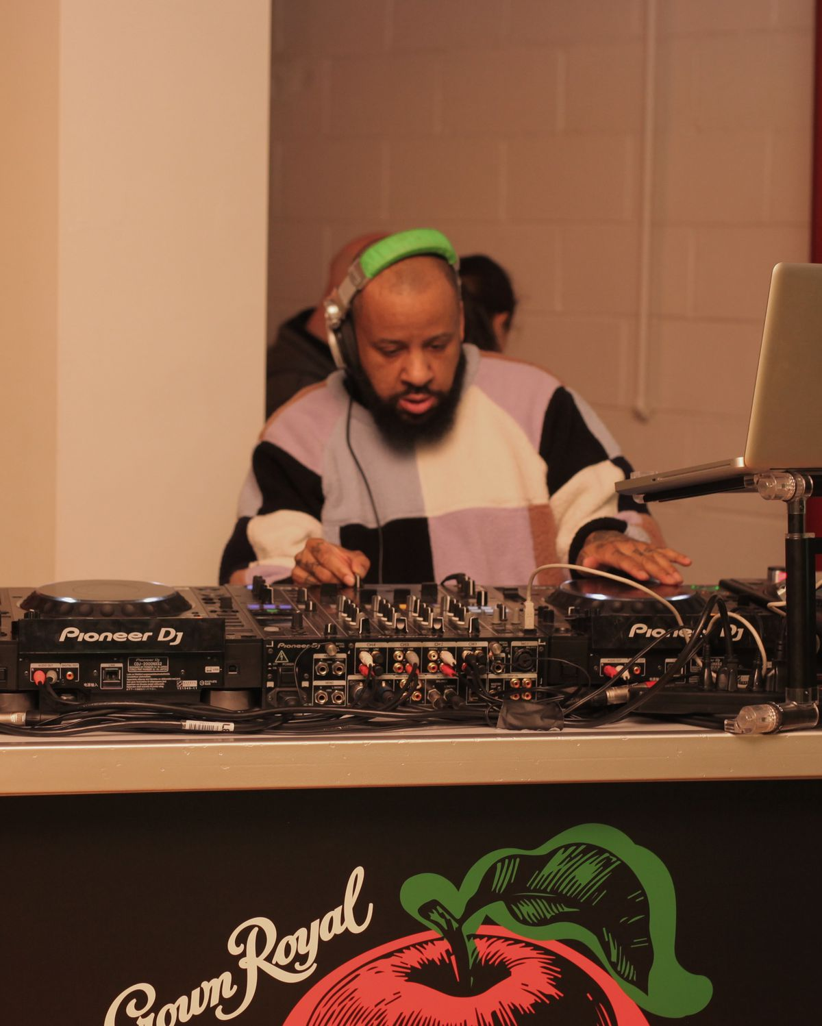 Vic Lloyd, a Chicago-based DJ who had monthly residencies with Soho House Chicago and Emporium Arcade Bar's Wicker Park location, is feeling the economic fallout from the coronavirus.