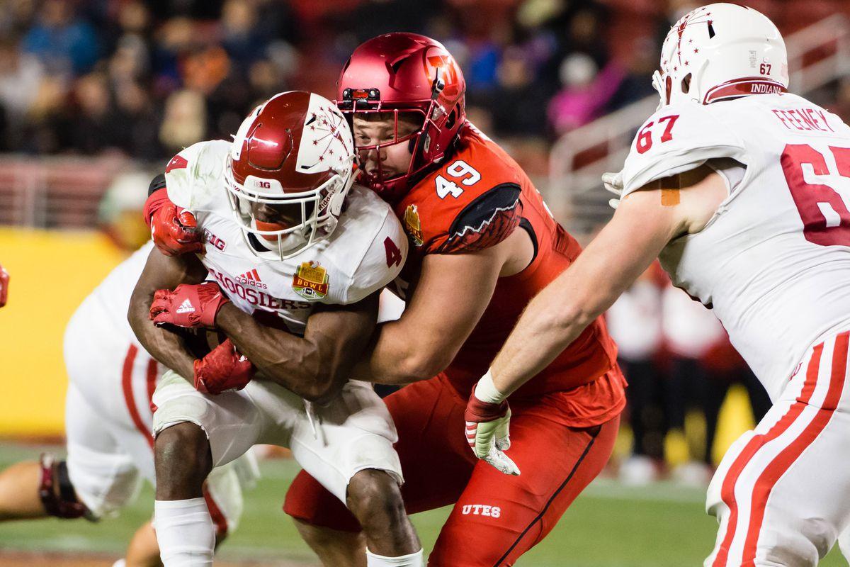 NCAA Football: Foster Farms Bowl-Indiana vs Utah