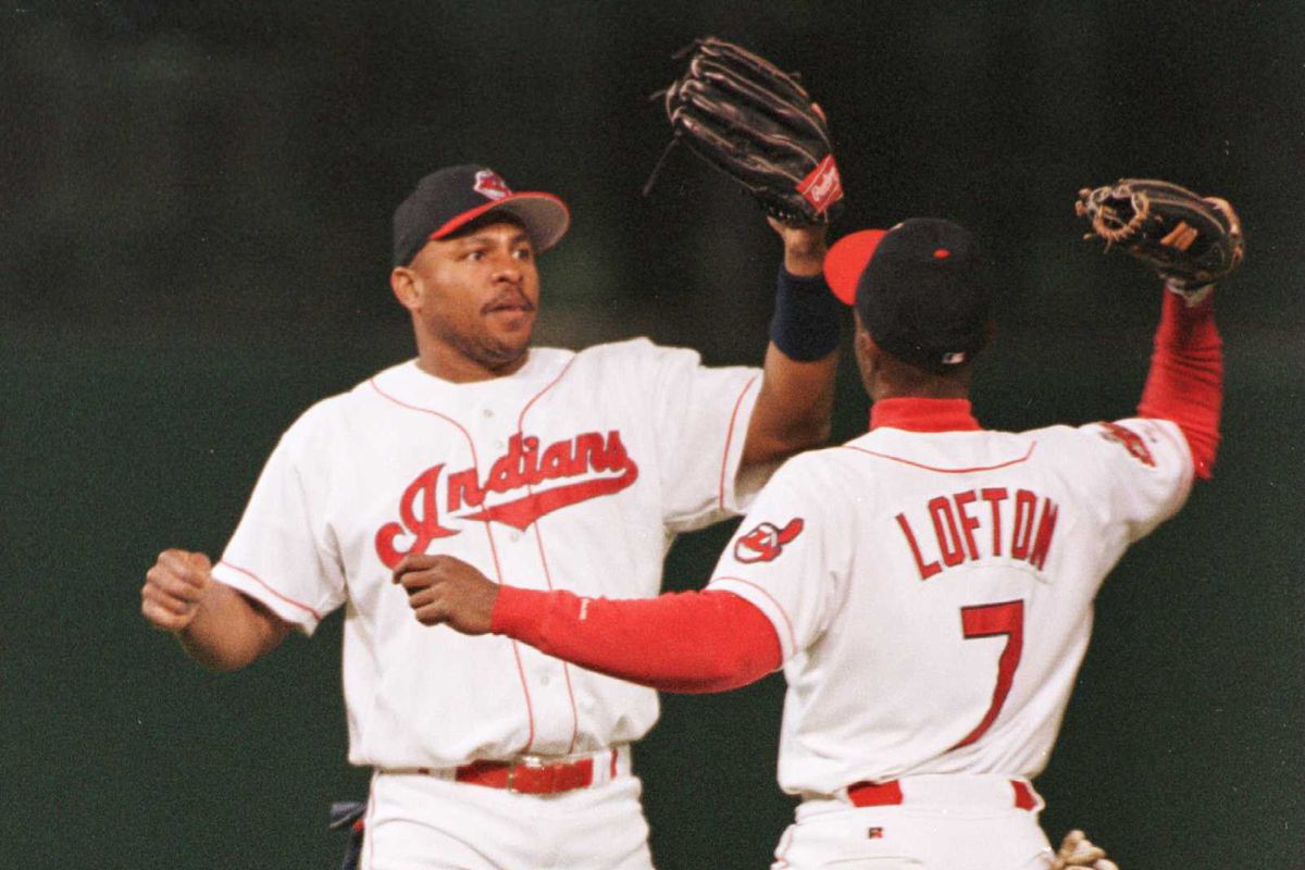 Both Belle and Lofton loved playing the AL Central in 1995