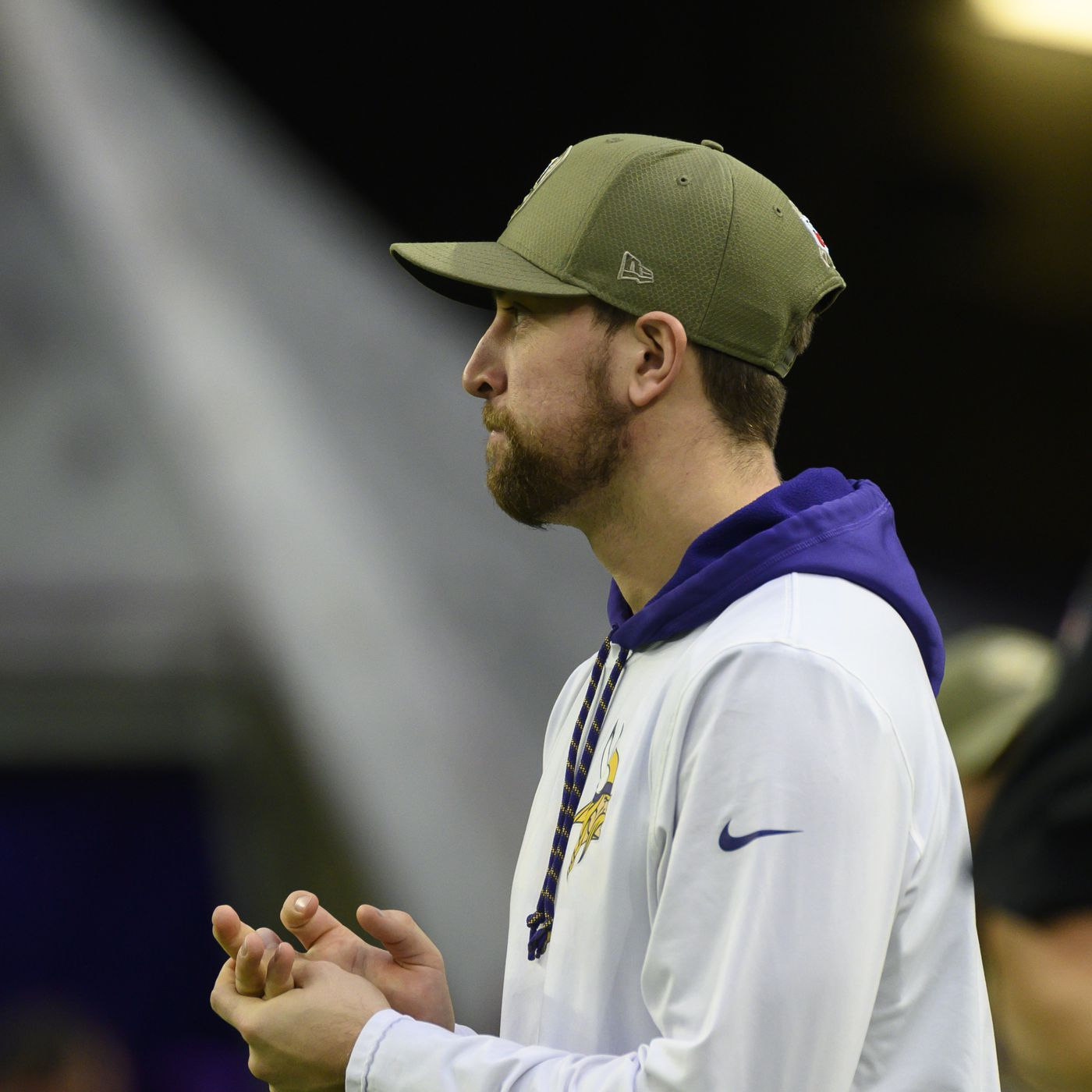 Vikings Wednesday Injury Report Adam Thielen Sits Out