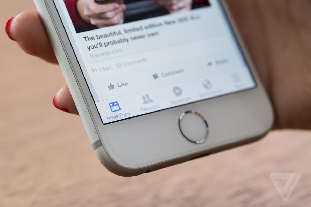 Facebook will soon let you temporarily