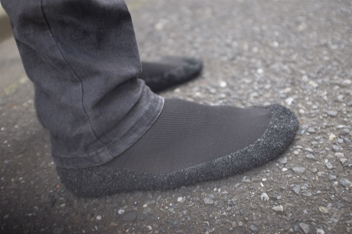 82d537b9721f These ultra-tough socks almost stopped me wearing shoes - The Verge