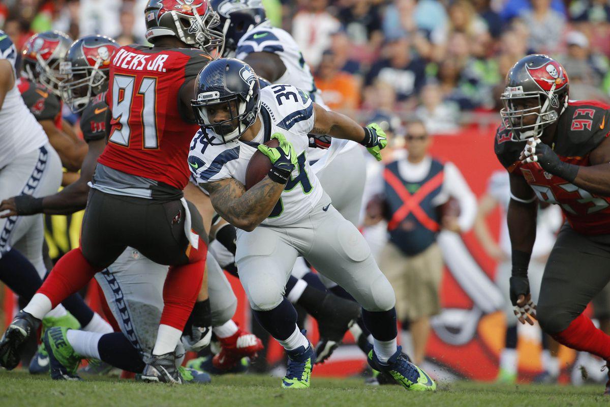 NFL: Seattle Seahawks at Tampa Bay Buccaneers
