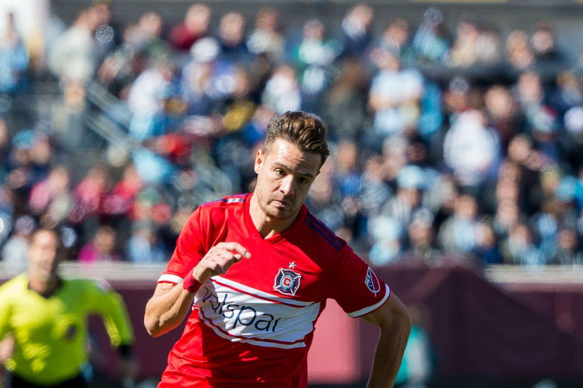 MLS: Chicago Fire at Minnesota United FC