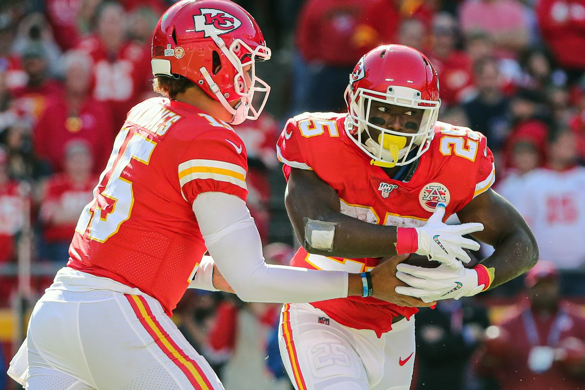 Chiefs-Texans: LeSean McCoy is preferred option on the ground for KC
