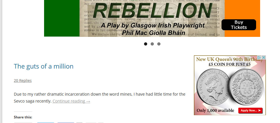 Phil MacGiollaBhain website