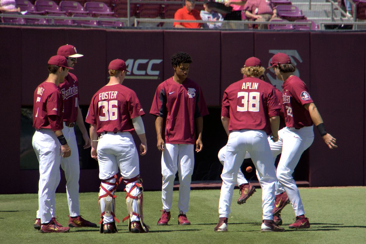 what time is the fsu baseball game tonight