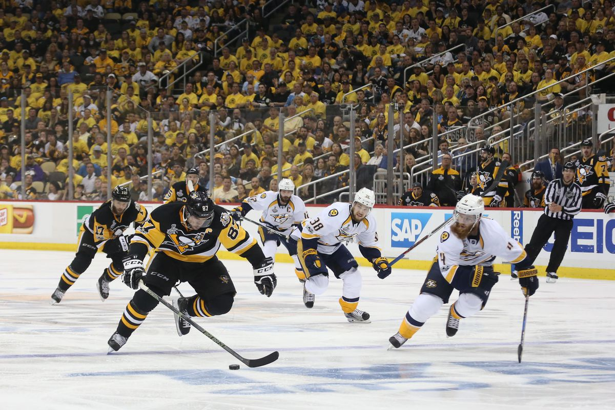 Stanley Cup Finals: Penguins Take 2-0 Series Lead