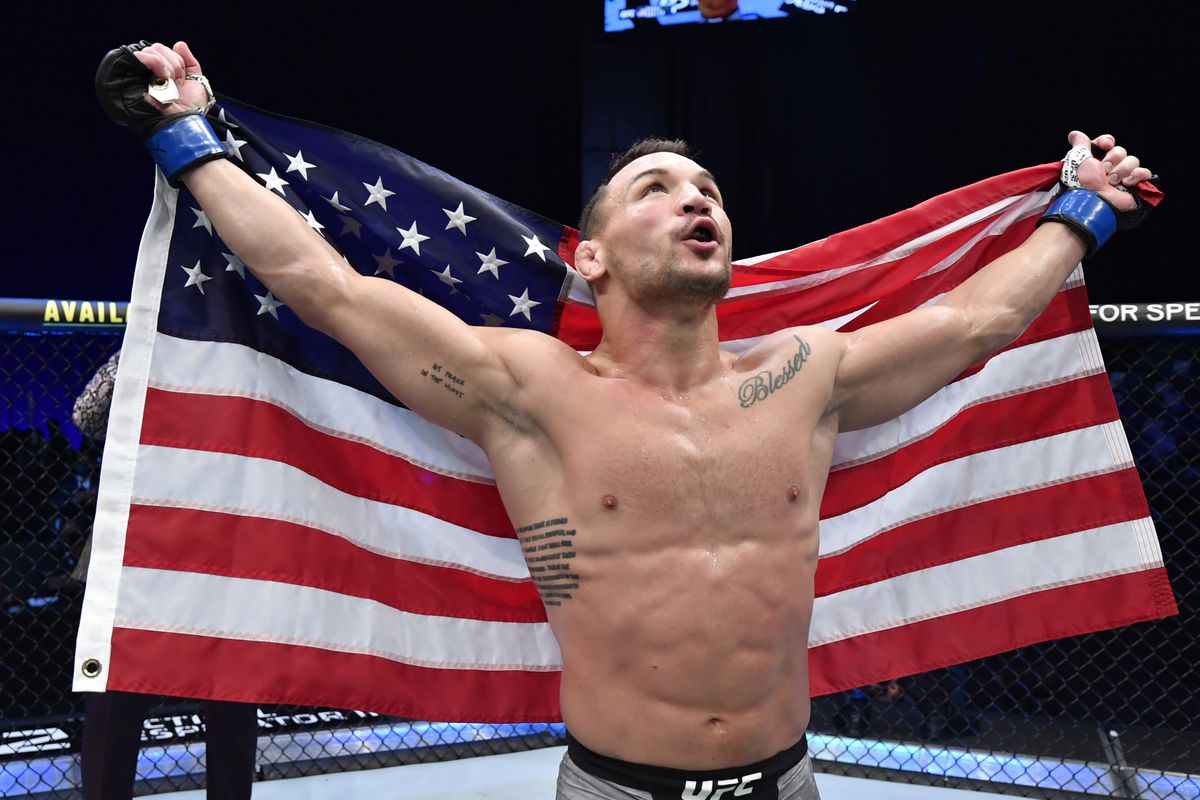 Michael Chandler: Pressure is on Dustin Poirier now, he 'can't lose' to Conor McGregor in trilogy after passing on title shot - MMA Fighting