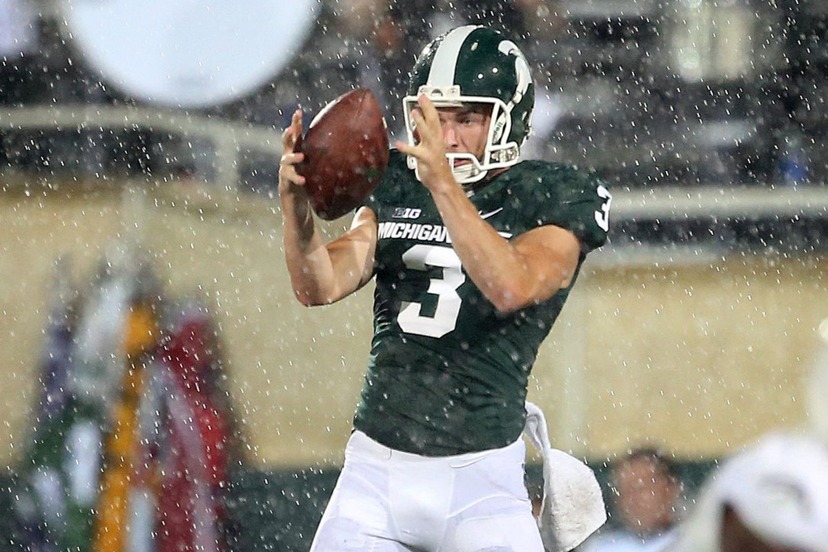 Oh, look. It's the best punter in college football, never mind the conference.