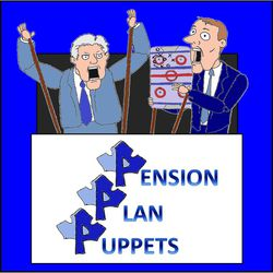 Pension Plan Puppets