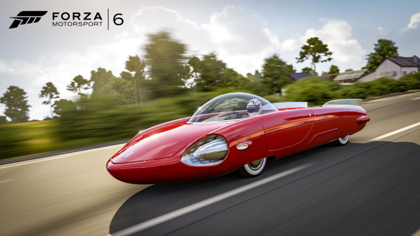 You Can Now Drive Fallout 4 S Slickest Car In Forza 6 The Verge