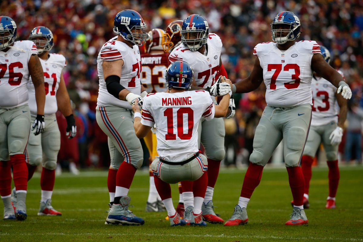Can the Giants pick themselves up Sunday and get a victory?
