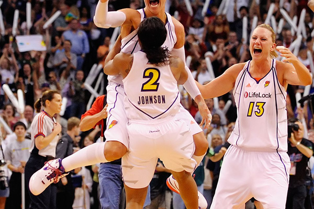 Could 2009 WNBA MVP and Finals MVP Diana Taurasi make it in the NBA? If so, how successful would should be? And what would it mean for women's basketball?