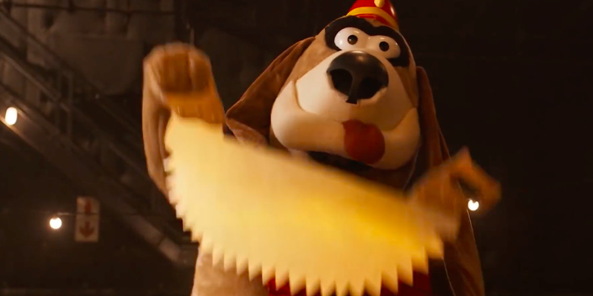 Syfy's Banana Splits horror movie looks like Five Nights at Freddy's