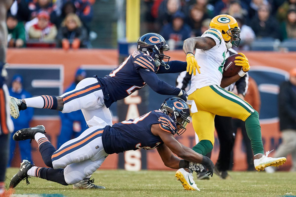 Packers Vs Bears Week 1 2019 First Half Game Updates