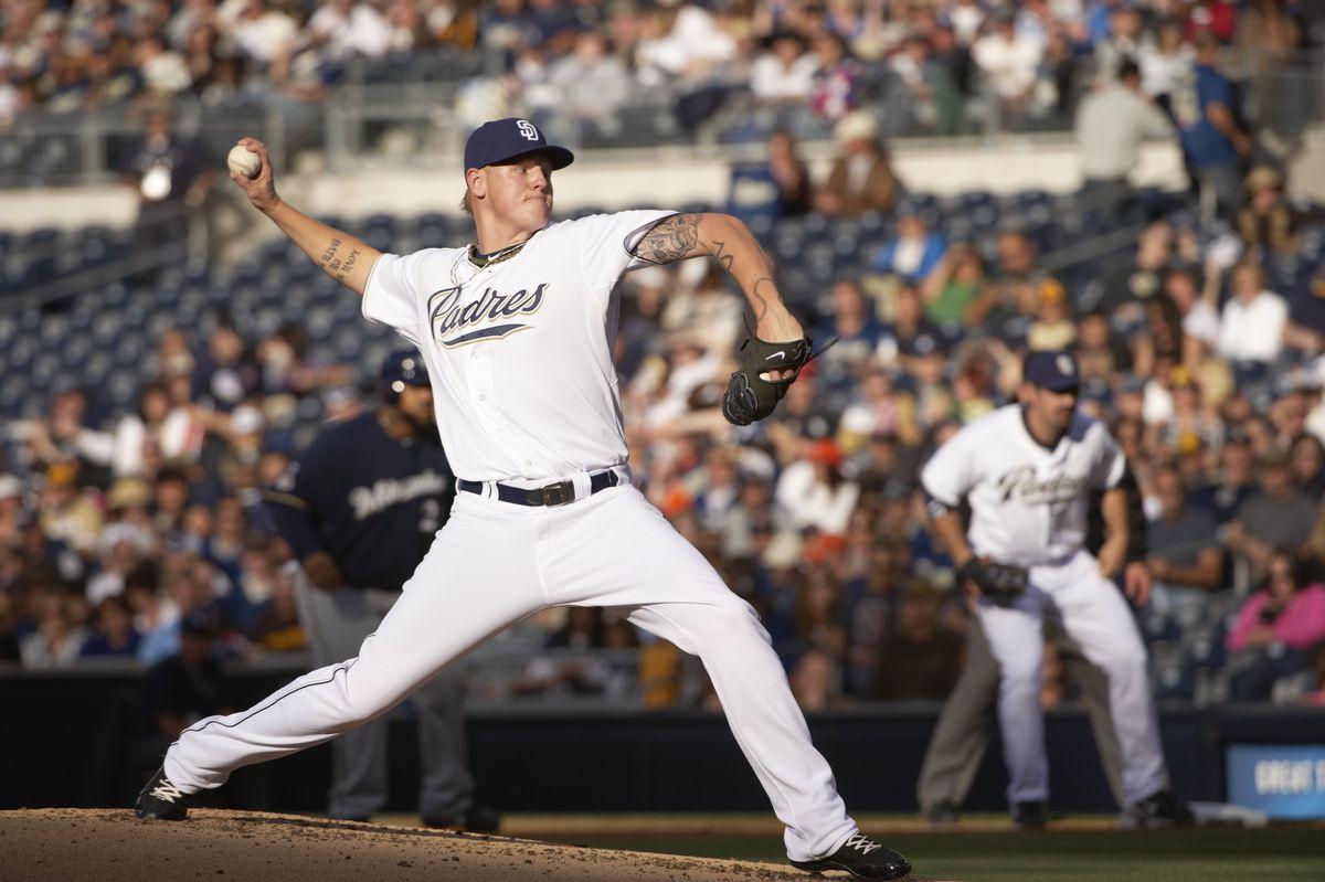 San Diego Padres vs Milwaukee Brewers