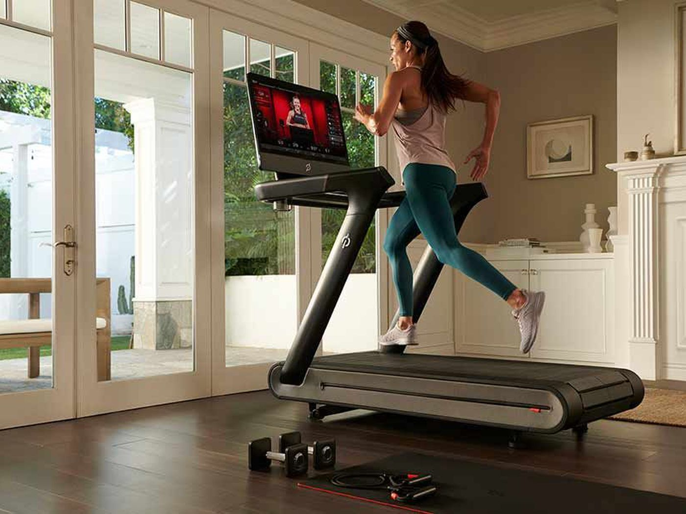 Peloton Is Reportedly Planning A Cheaper New Treadmill To Keep Home Workouts On Track The Verge