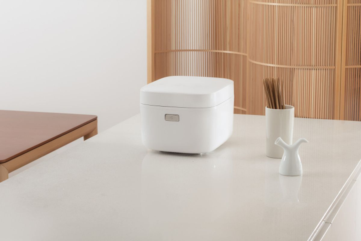 Xiaomi S Minimalist 150 Rice Cooker Is The First In A