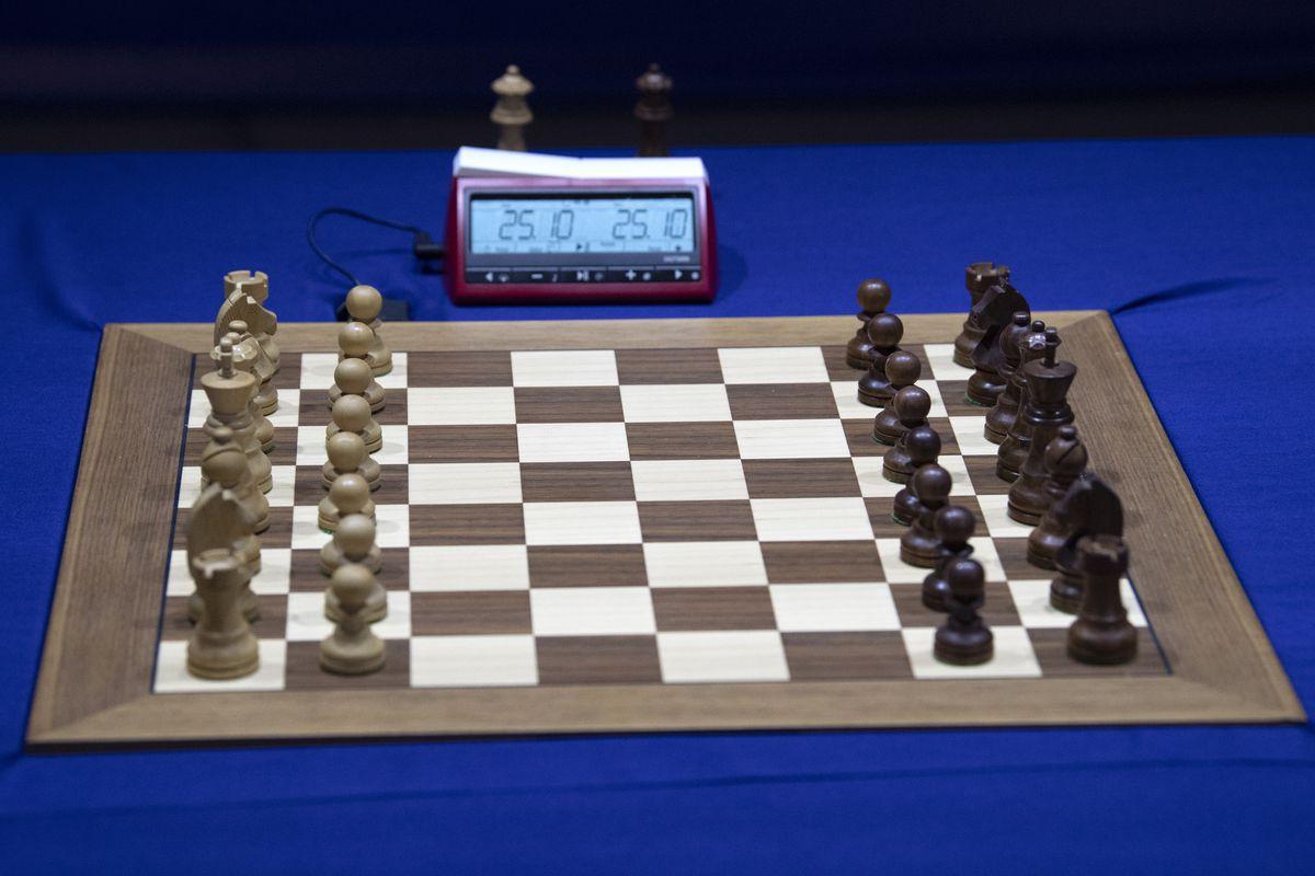 1st Tiebreak Game of 2020 Women's World Chess Championship title match in Vladivostok