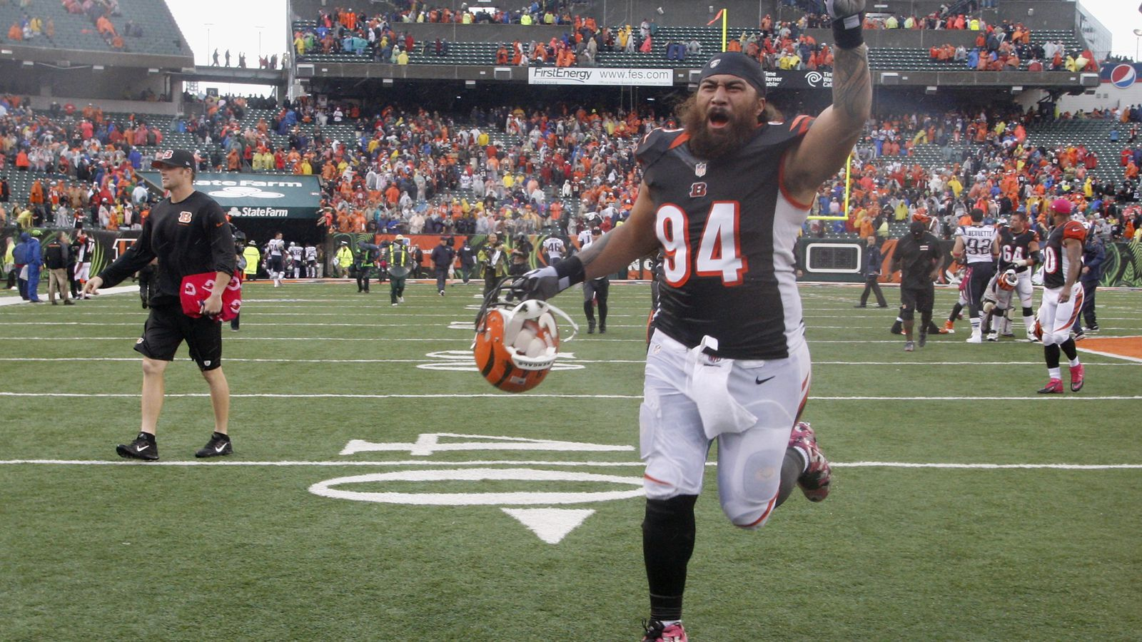 Bengals play Sat. night in NE if they beat SD