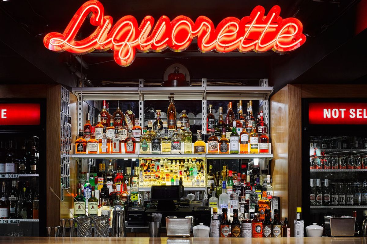 Genuine Liquorette, NYC