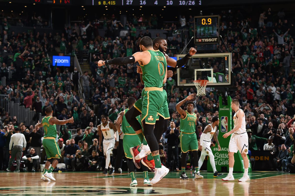 """Jaylen Brown on his partnership with Jayson Tatum: """"it's like fire and ice"""""""