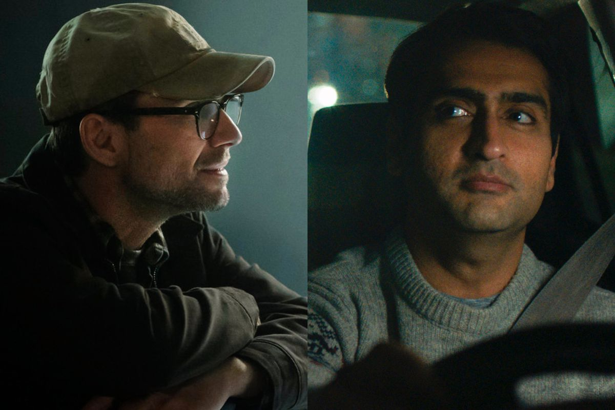 Christian Slater (Mr. Robot) earned a Golden Globe nomination and Kumail Nanjiani (The Big Sick) didn't.