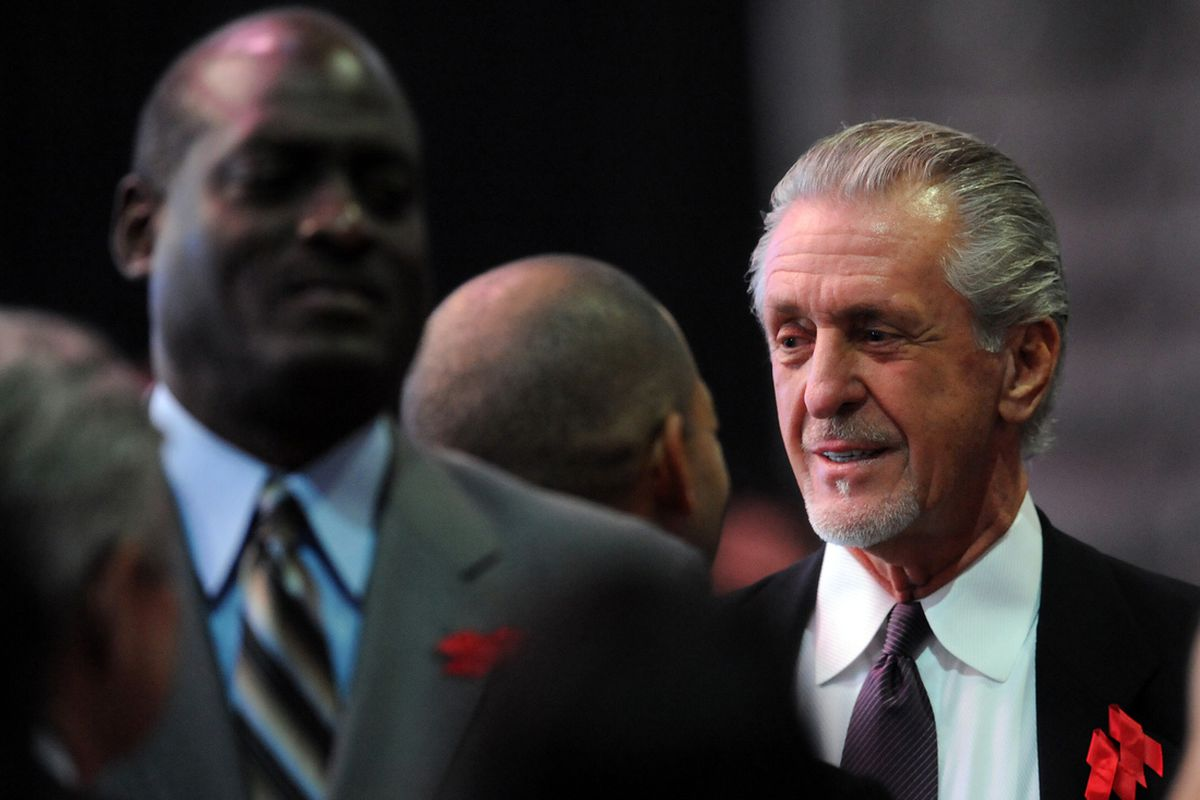 Michael Cooper says that a lot of his coaching philosophy has come from the leagendary Pat Riley.
