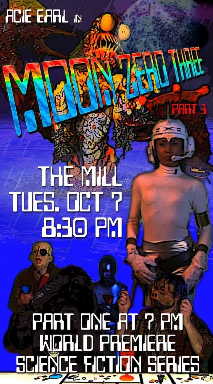 Moon Zero Three Pt 3 poster