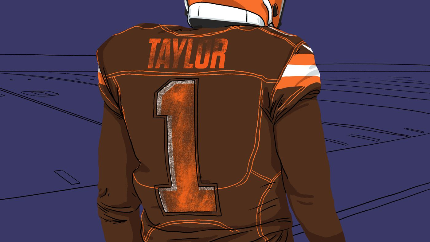 The End of the Browns' Tortured QB History