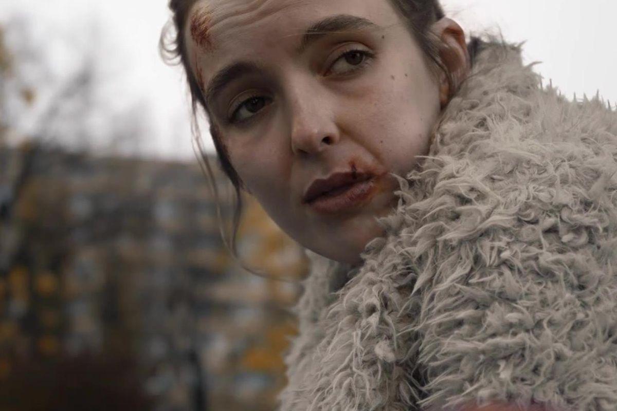 Jodi Comer in 'Killing Eve'