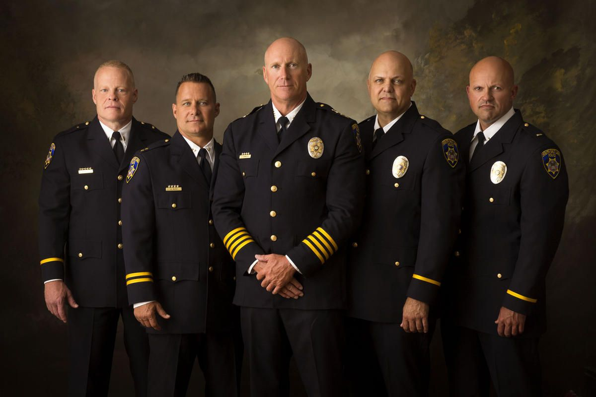 The South Salt Lake Police Department has been named the best dressed by the North American Association of Uniform Manufacturers & Distributors.