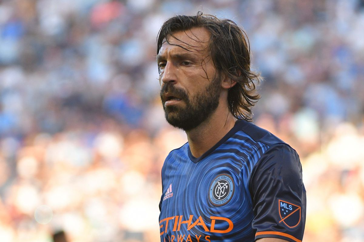 Andrea Pirlo is considered one of the greatest Italian players of his generation. The former World winner swapped the Juventus Stadium for Yankee Stadium last summer
