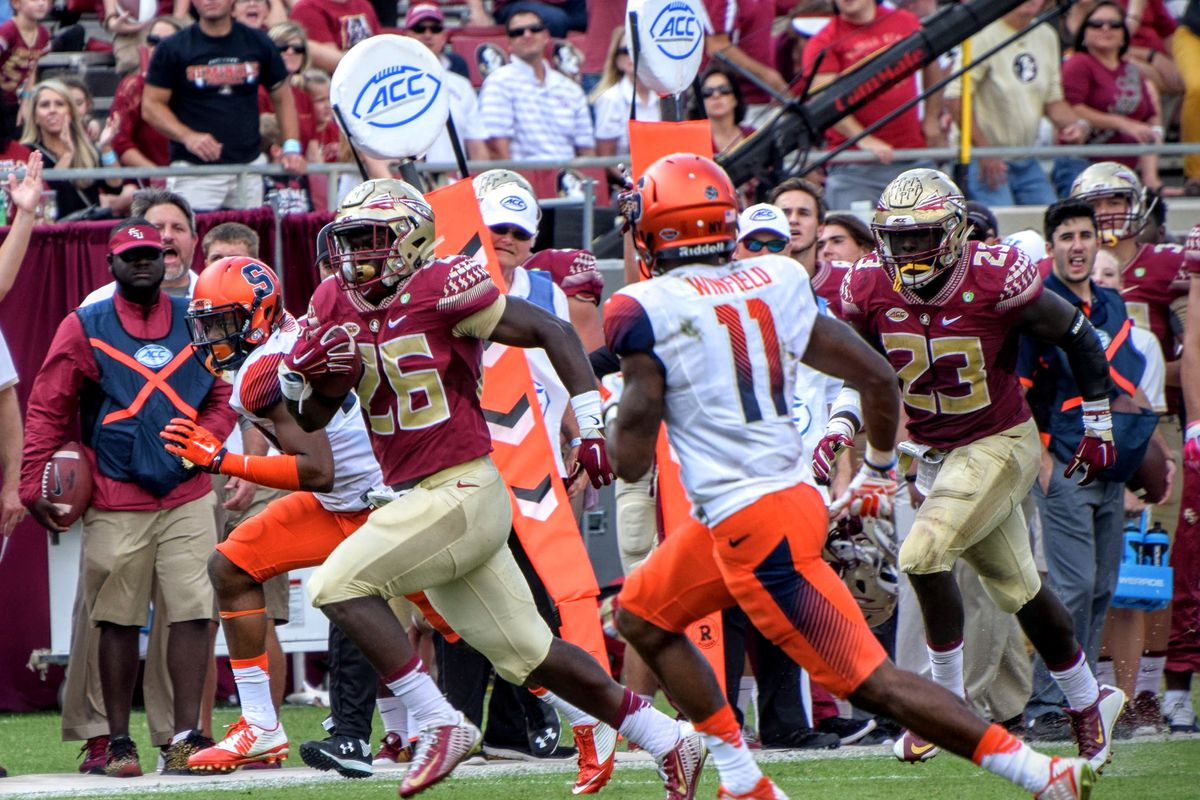 Syracuse at Florida State: Photo Gallery