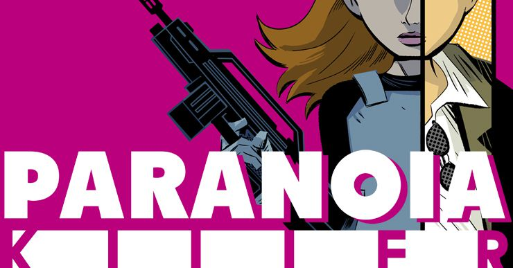 Victor Santos' new comic Paranoia Killer is a dark thriller with an unassuming cartoon look thumbnail