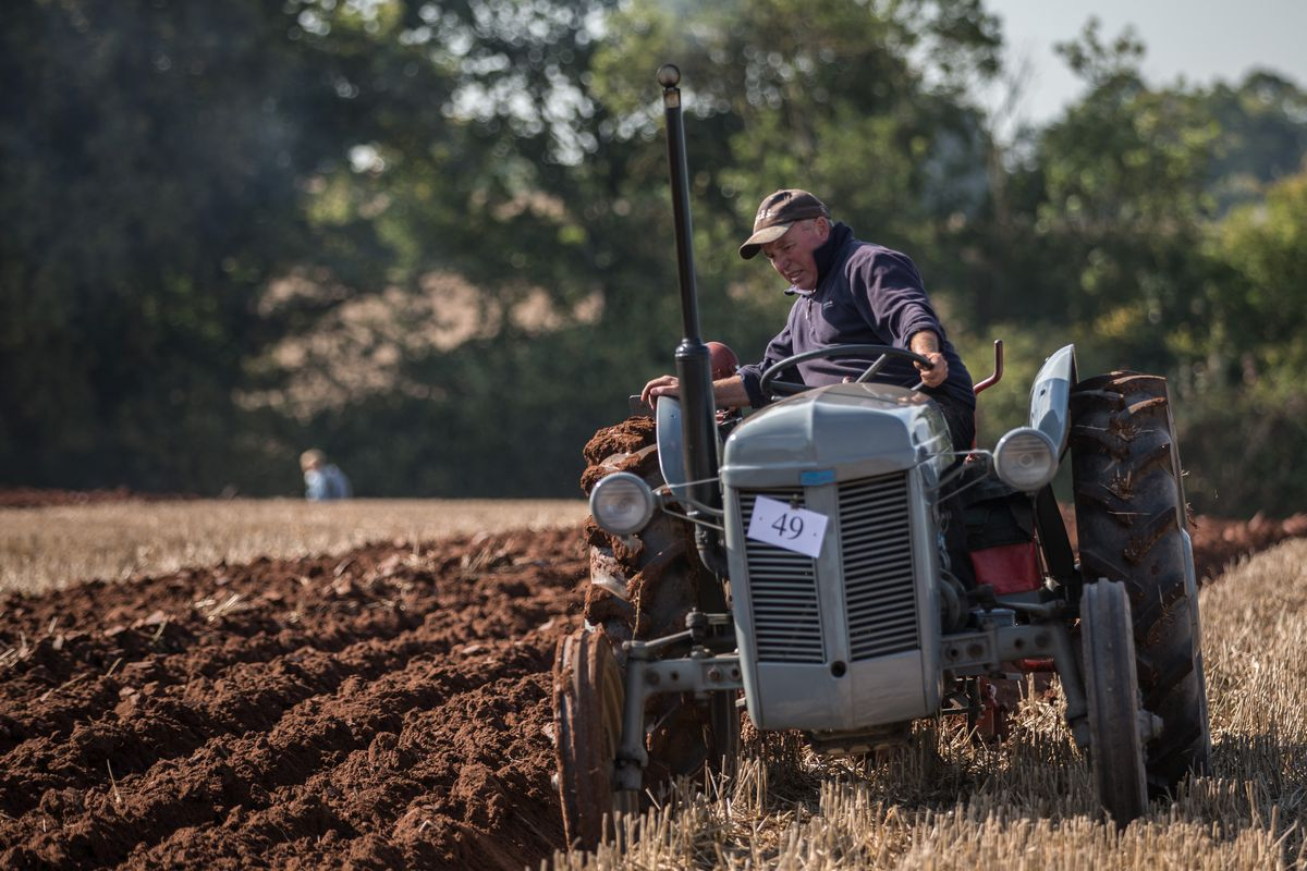 The 2015 Mendip Ploughing Society Competition