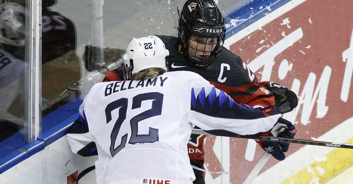 Players reflect the past and future of the USA, Canada rivalry