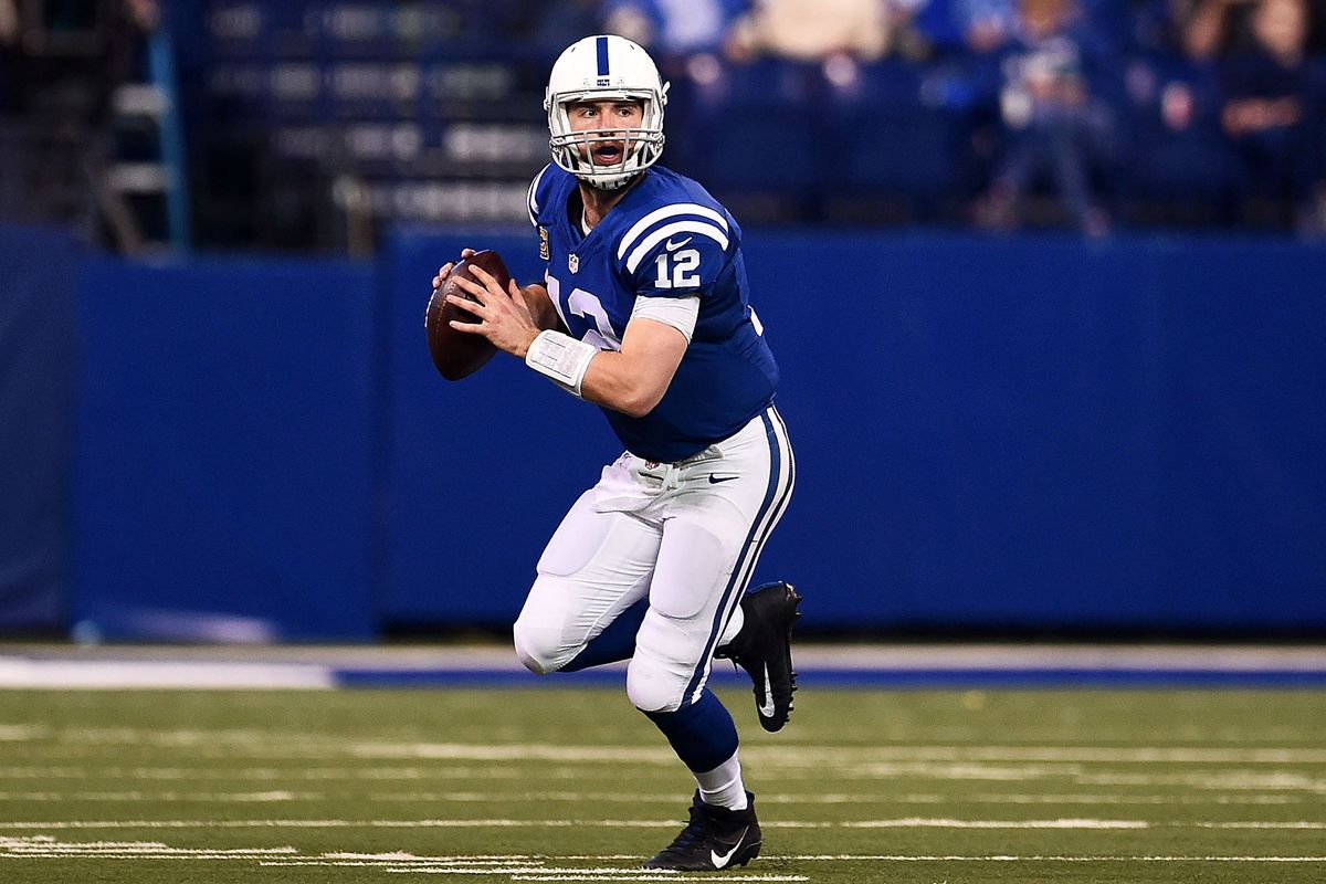 Andrew Luck (GettyImages)