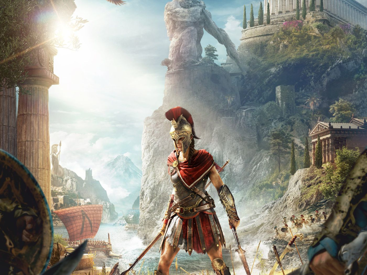 Assassin S Creed Odyssey Director Apologizes For Dlc S Forced