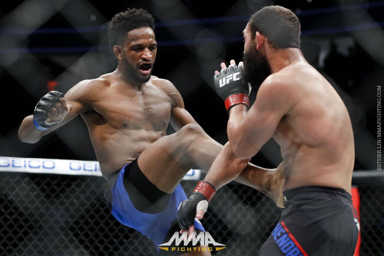 UFC 207 photos