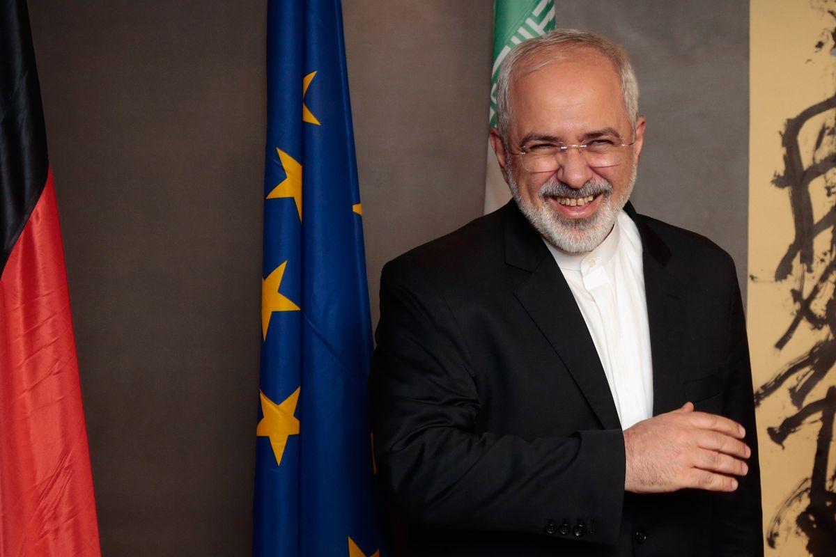 Mohammed Javad Zarif.