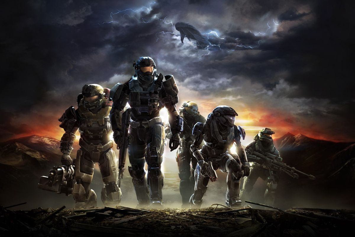Halo Reach Is Coming To Pc On December 3rd The Verge
