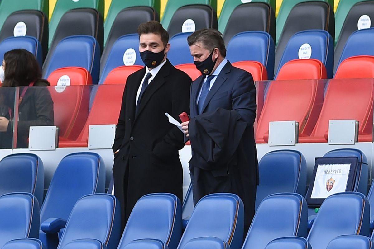 Football Serie A Roma-Genoa