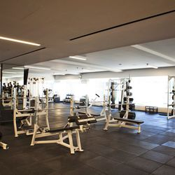 Equinox Takes the Wraps Off Sparkling New DTLA Gym - Racked LA