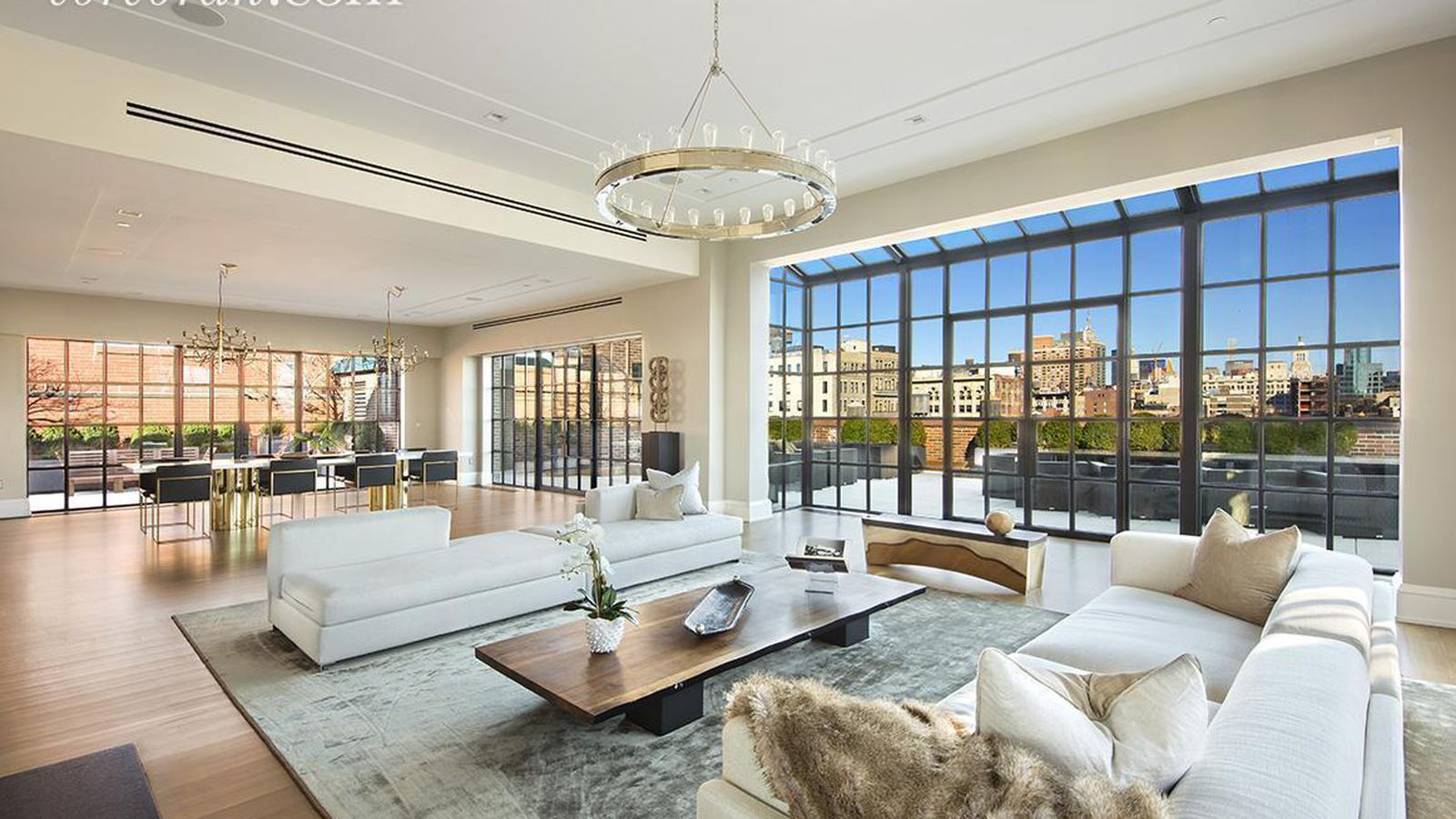 Puck Building S Most Expensive Penthouse Returns To The
