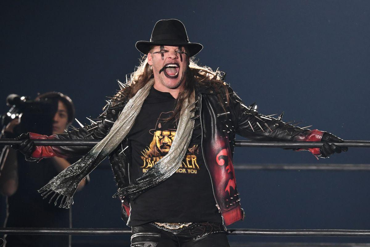 New Japan Pro-Wrestling 'Wrestle Kingdom 14' in Tokyo Dome
